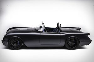 "1954 ""Death Star"" Corvette Convertible"