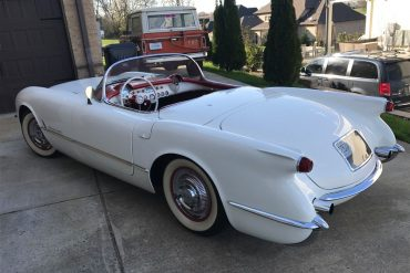 1954 Chevy Corvette