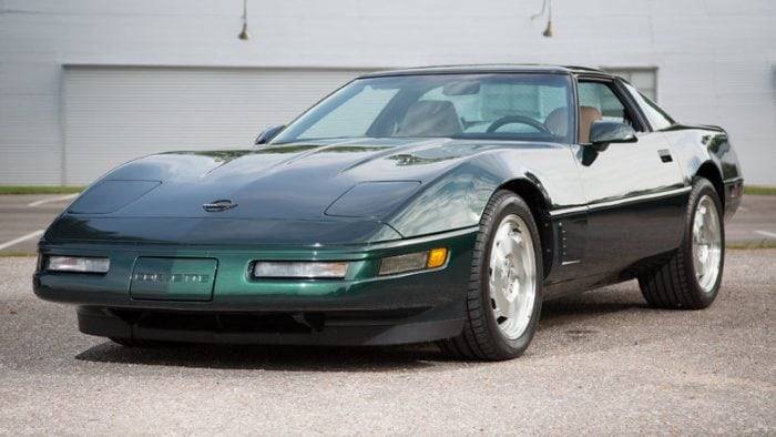 1996 Chevy Corvette