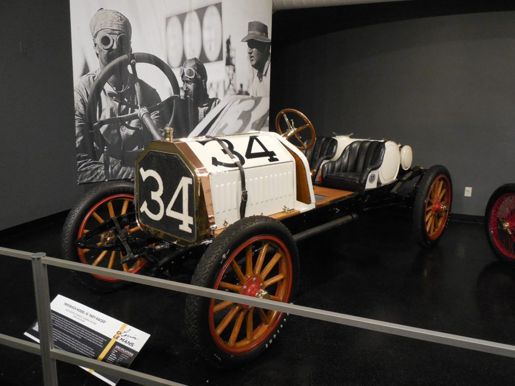 1909 Buick 60 Racer