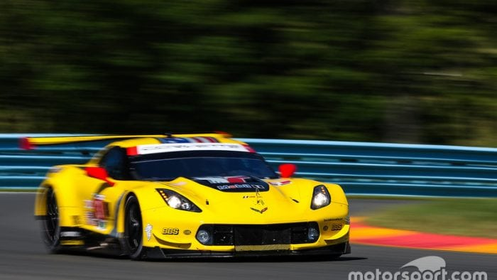 No. 3 Corvette Antonio Garcia Jan Magnussen, Watkins Glen