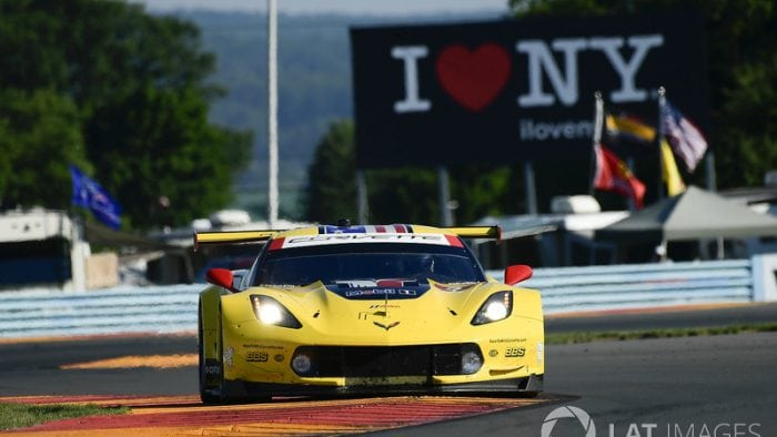 Watkins Glen, Corvette Racing