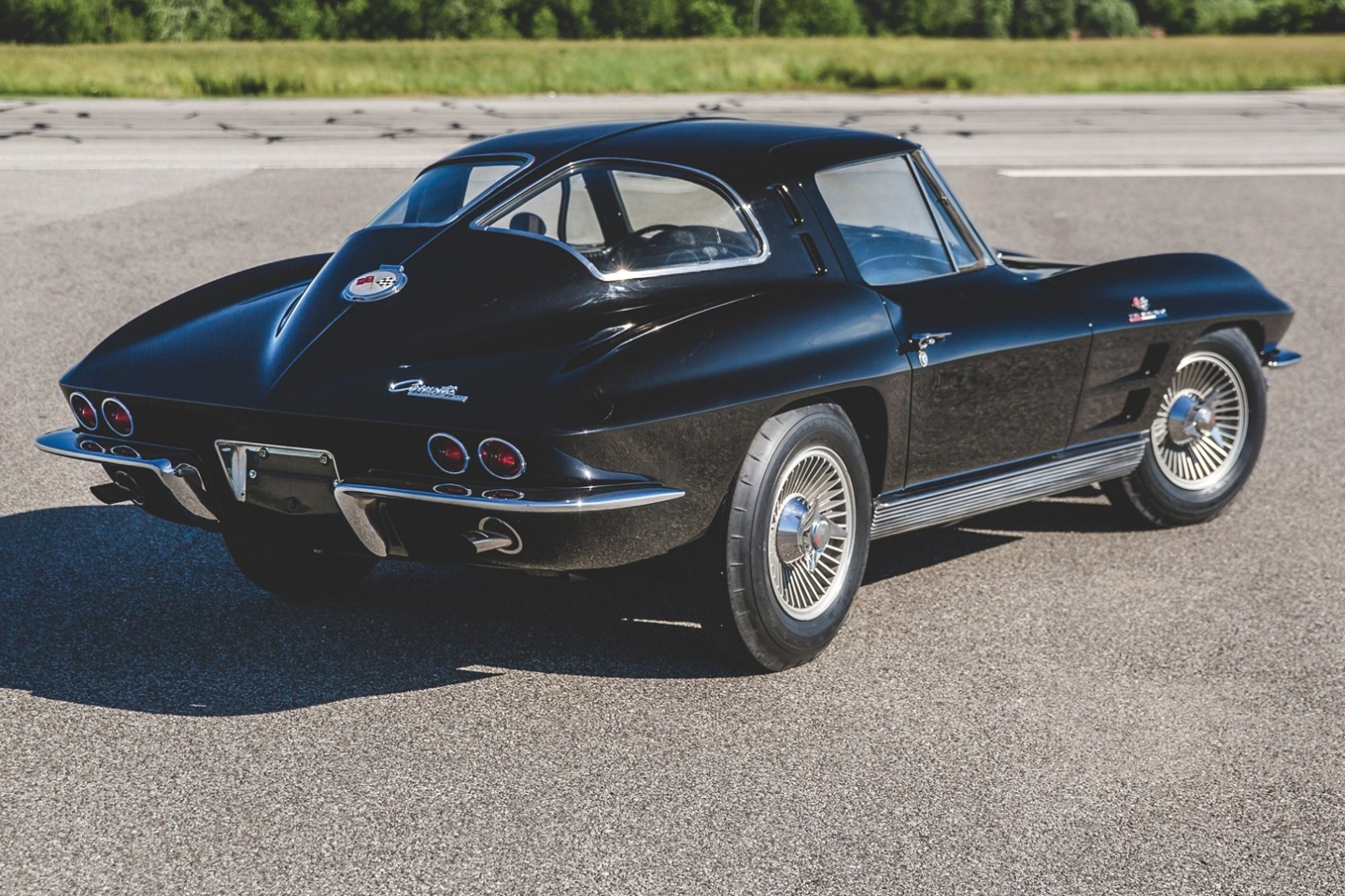 1963 Corvette Sting Ray Z06