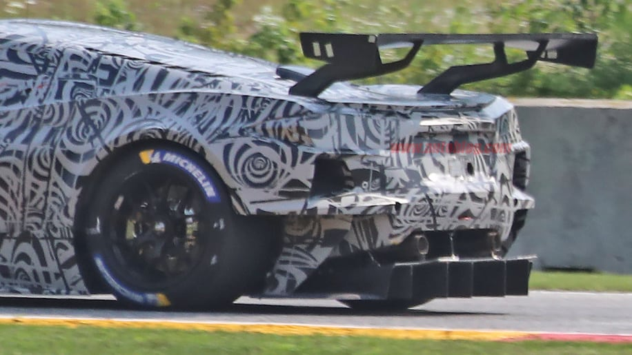 2020 C8.R Corvette Race Car