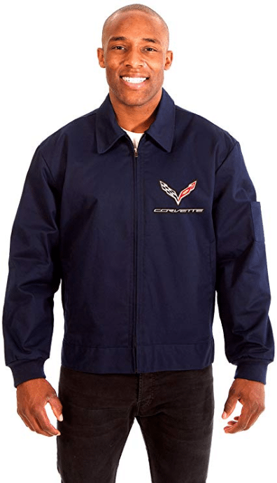 AFC Chevy Corvette Men's Mechanics Jacket