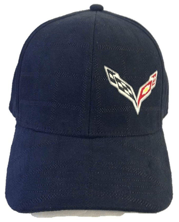 Corvette 13268-02 Black Stingray Prepp Hat