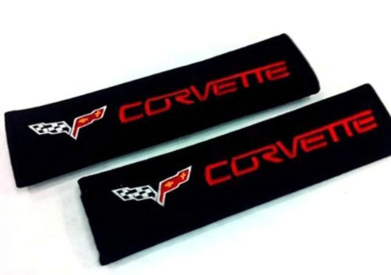 Corvette Seat Belt Cover