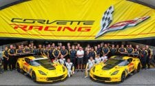 2018 Corvette Racing Team
