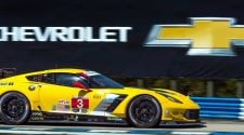 No. 3 Corvette C7.R driven by Antonio Garcia and Jan Magnussen