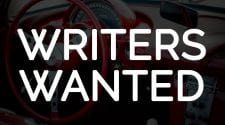 Corvette Writers Wanted!