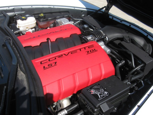 LS7 engine 2013 Corvette