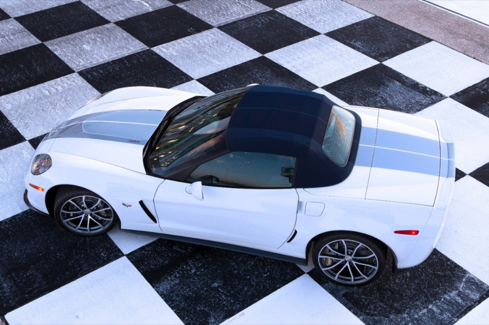 2013 427 Corvette Convertible Top with RPO Z30