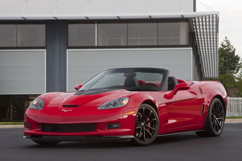 Torch Red 2013 Corvette 427 Convertible