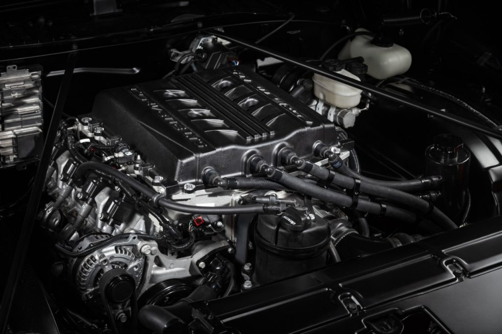 LT5 6.2L Supercharged Crate Engine