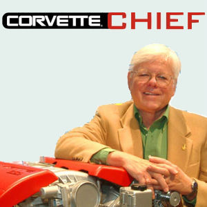 Corvette Chief Dave McLellan