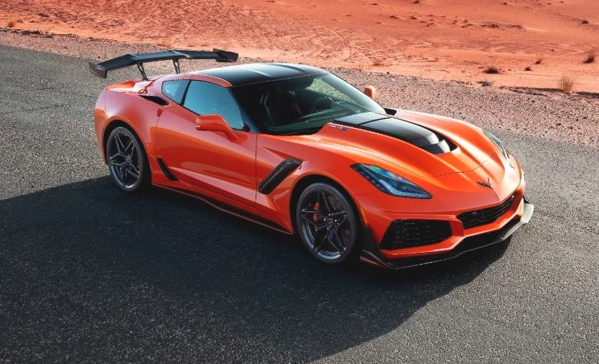 Introducing the 2019 Corvette's Performance Cold Air Intake