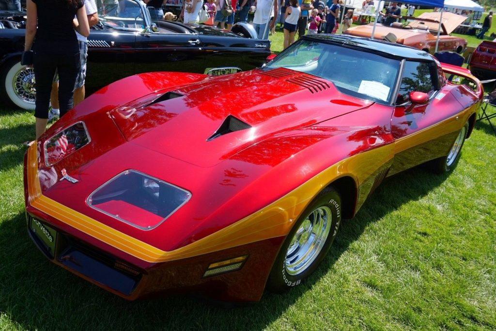 1980 Stingray Restomod Pro-Touring Corvette