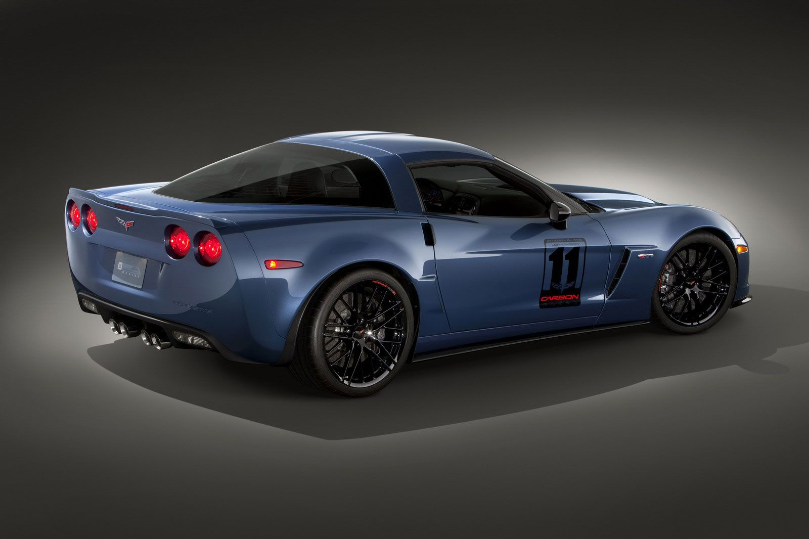 2011 Corvette C6 Z06 Carbon Edition