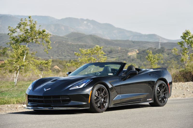 Corvette Stingray Top Speed >> The Fastest Corvettes In The World