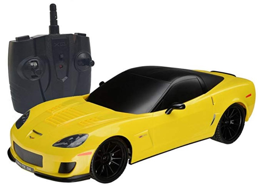 Midea Tech 2.4Ghz 1-18 Scale Chevrolet Corvette Z06