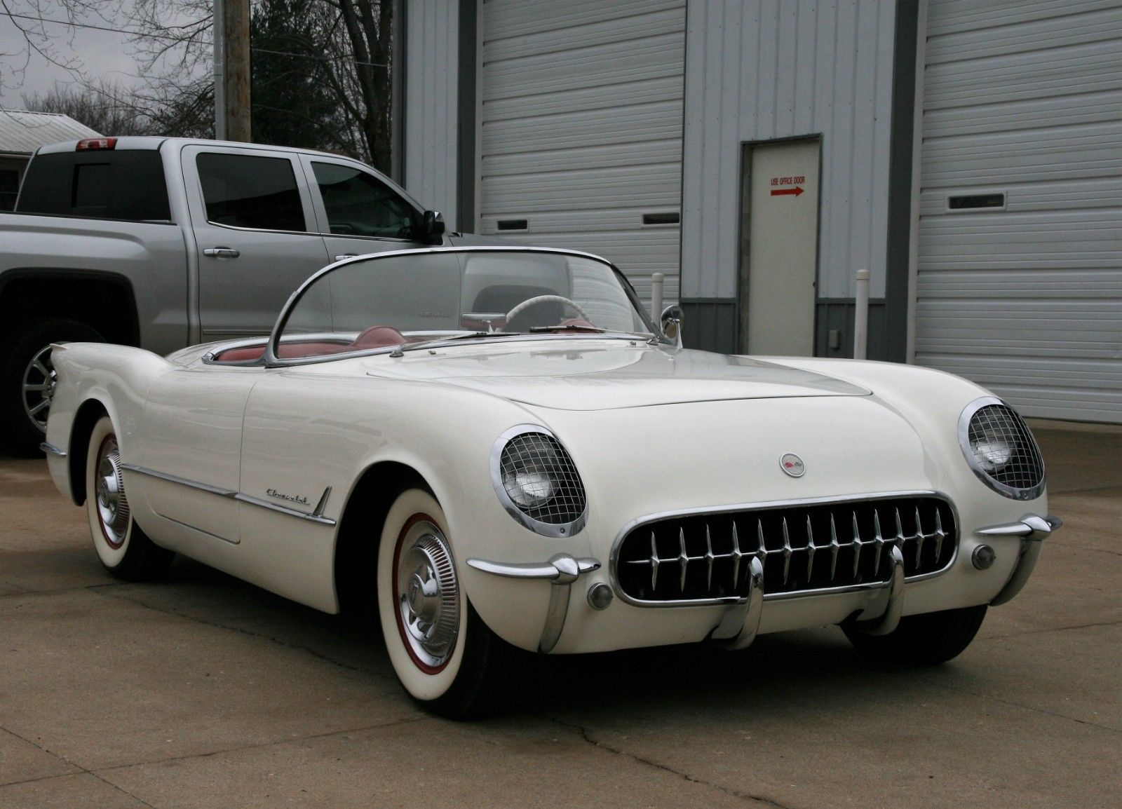 1956 C1 Corvette Ultimate Guide Overview Specs Vin Info 1955 Chevy Frame Number Location Performance More