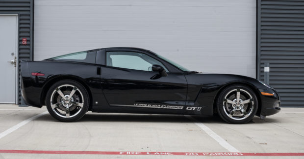 The 2009 Corvette Championship Edition Corvette