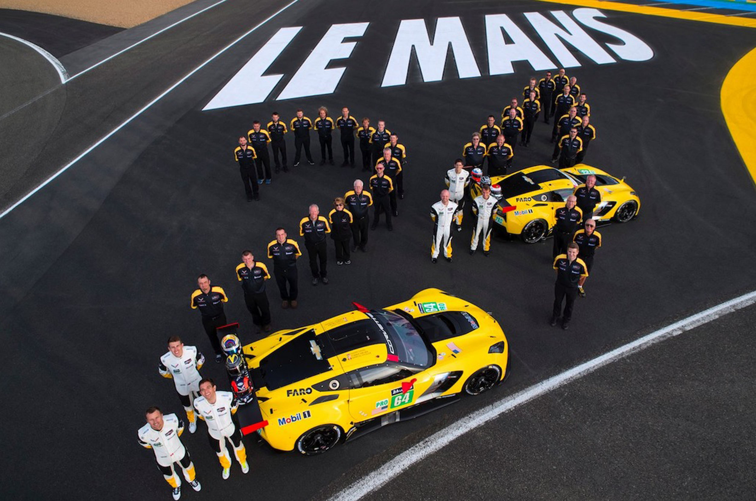 Corvette Racing 24 Hours of Le Mans