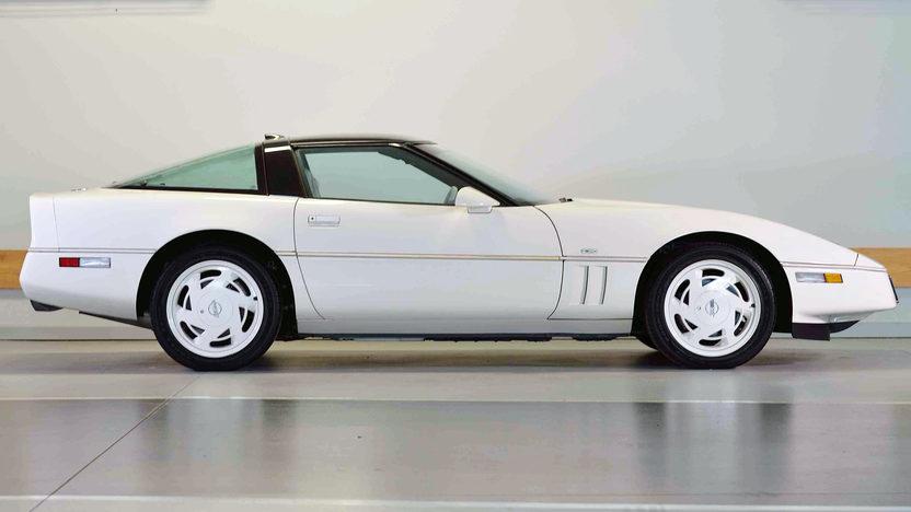 1991 C4 Corvette | Ultimate Guide (Overview, Specs, VIN Info