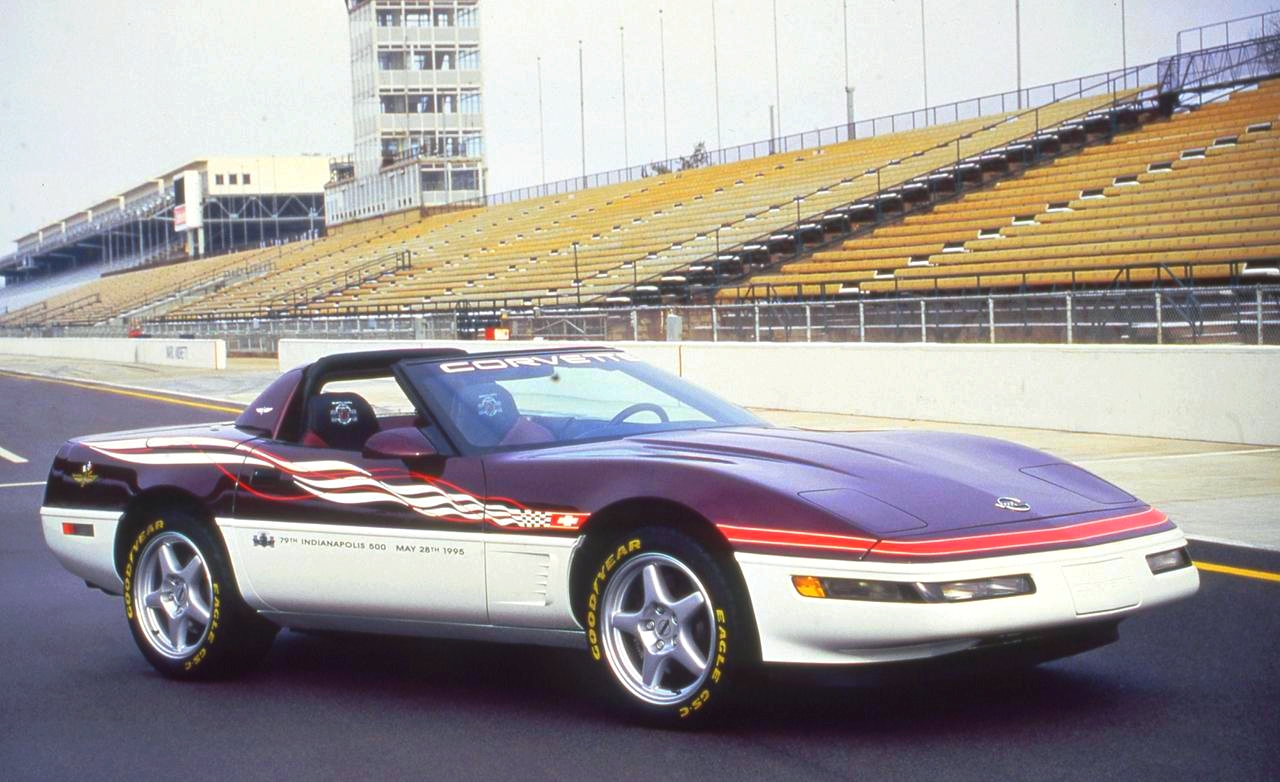 1995 Corvette Pace Car Replica