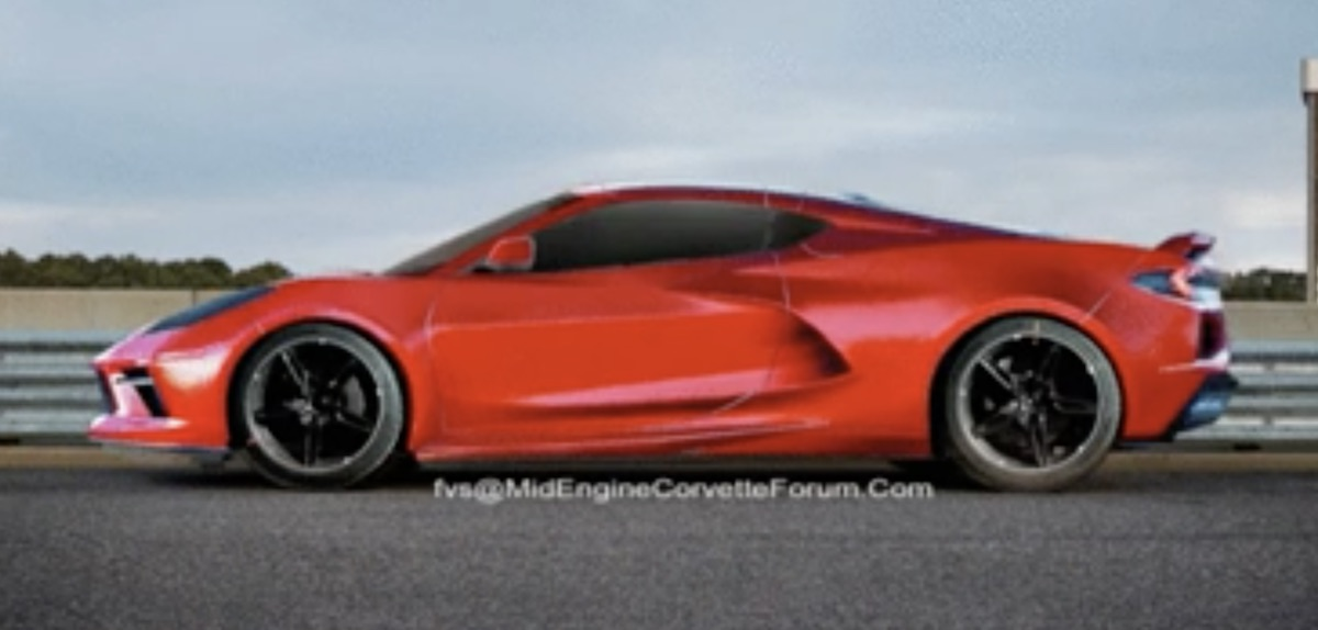 C8 Corvette Best Car Update 2019 2020 By Thestellarcafe