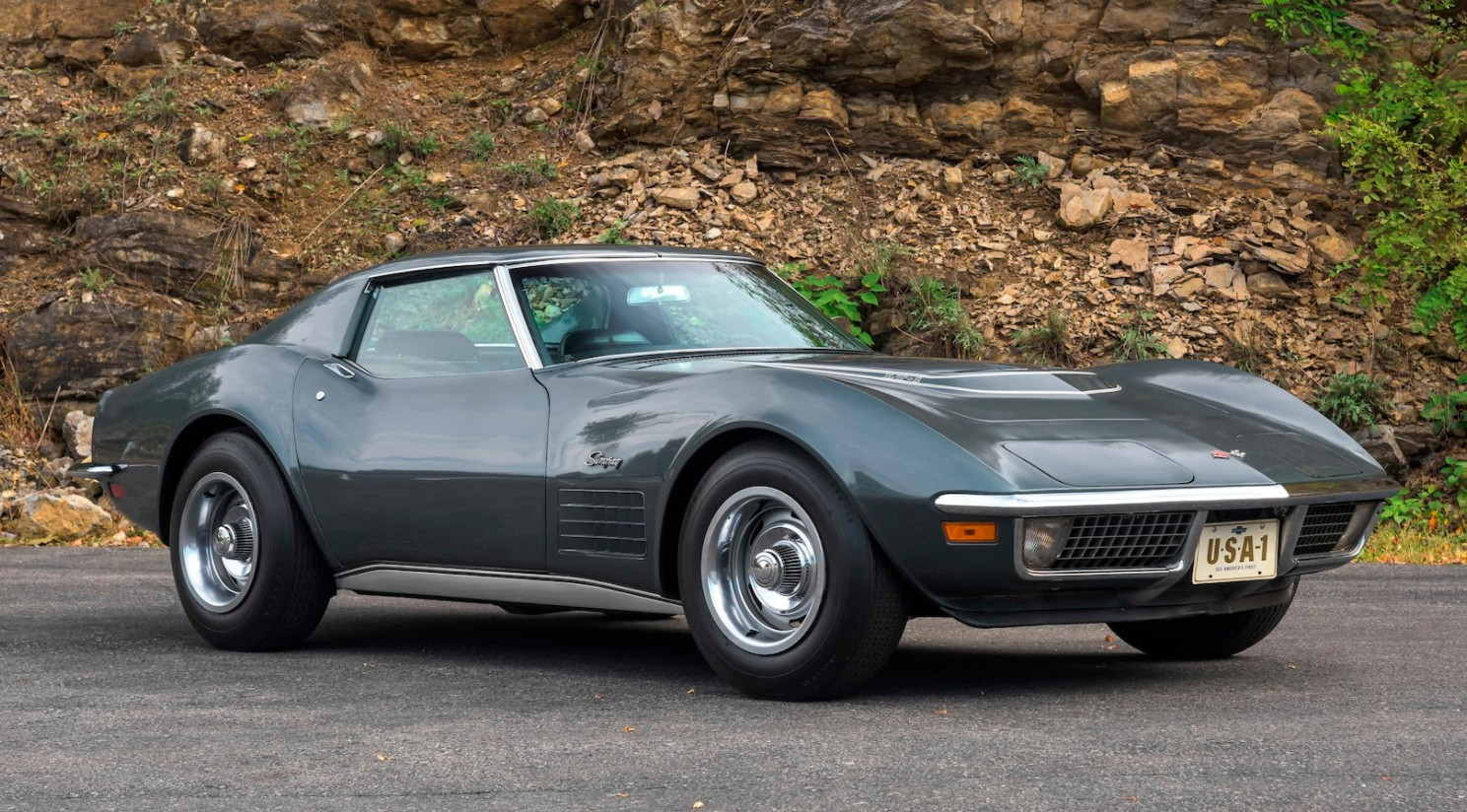 The 1970 1972 Corvette Zr1