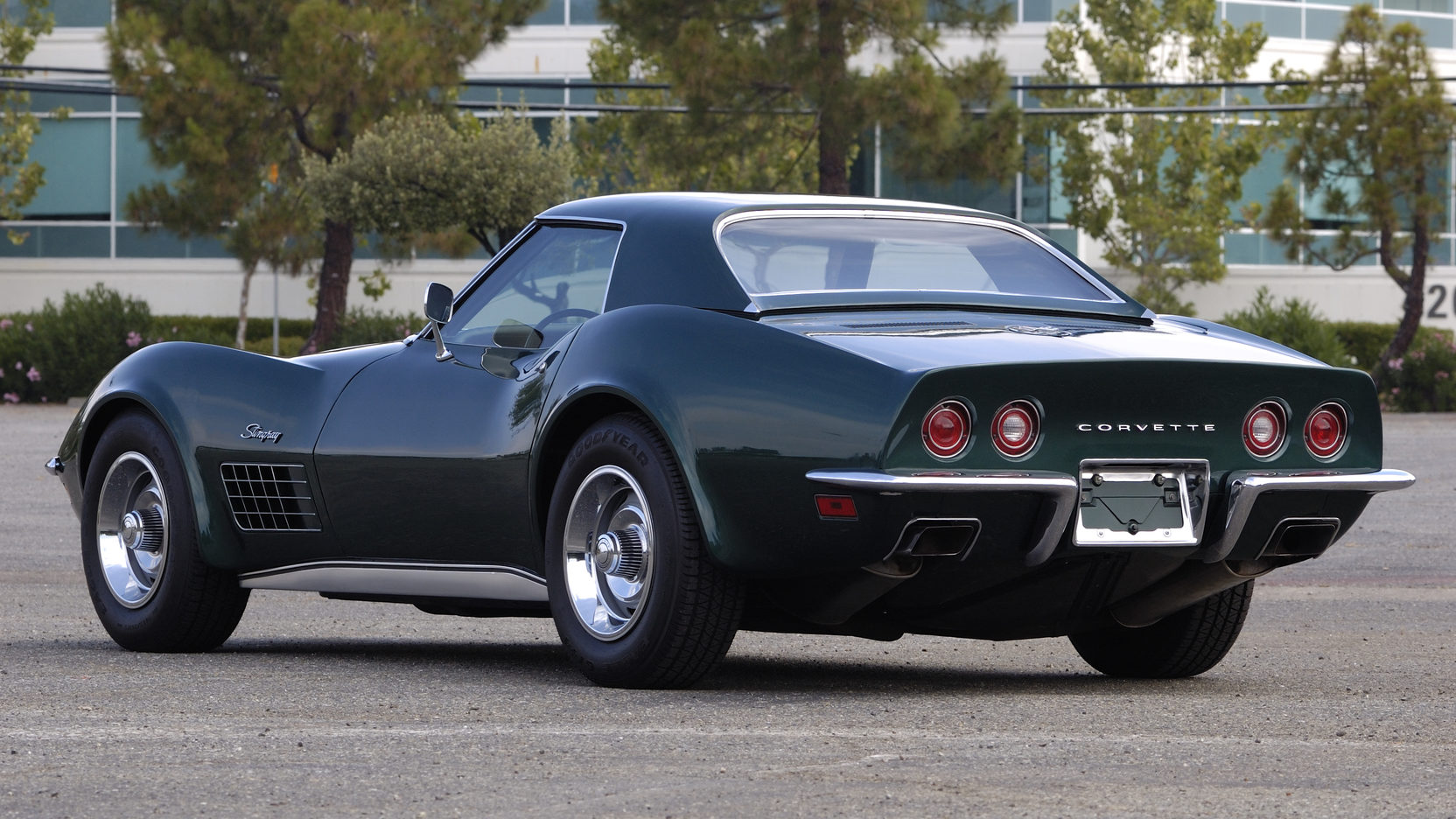 1971 Corvette ZR2 Convertible