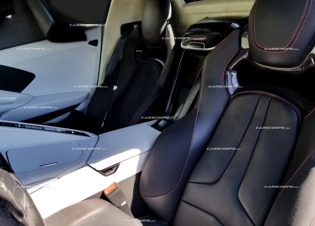 Corvette C8 Stingray Interior