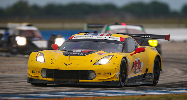 No. 3 Corvette Racing