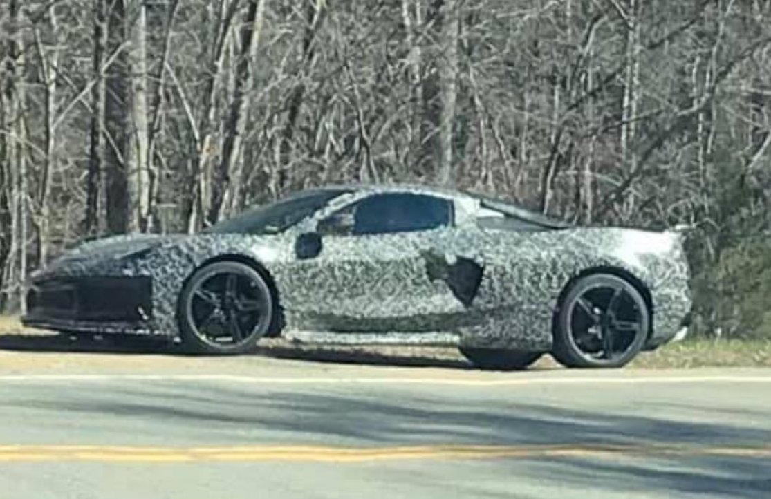 C8 Corvette North Carolina