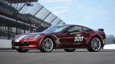 2019 Corvette Grand Sport Indy Pace Car