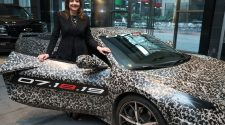 Mary Barra and Mid Engine Corvette