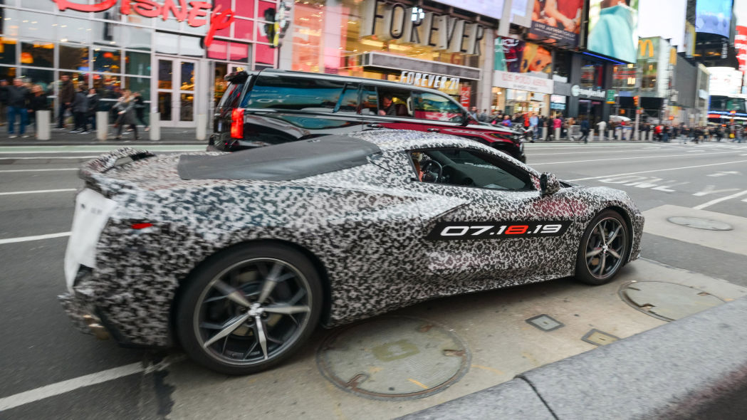 Next-Generation Corvette