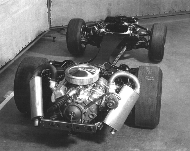 XP-819 chassis
