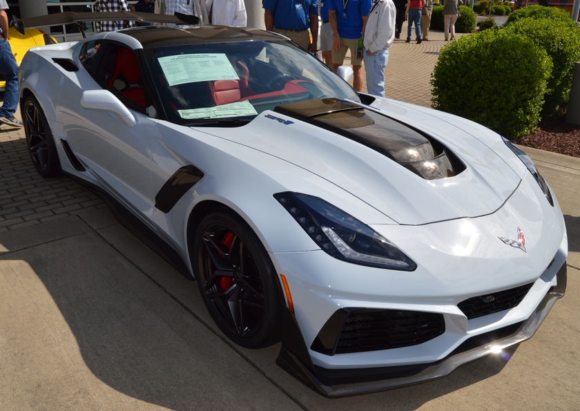 2019 NCM Michelin Bash ZR1 Corvette