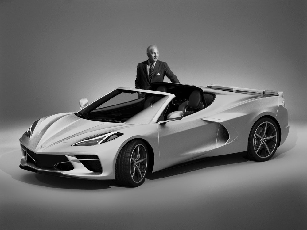 This Rendering of Zora With the C8 Corvette Reminds Us of ...
