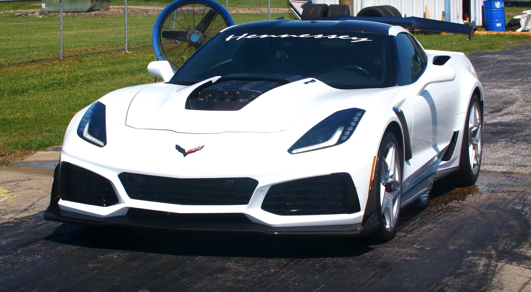 HPE 1000 Corvette ZR1