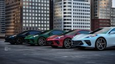 C8 Corvette group rendering