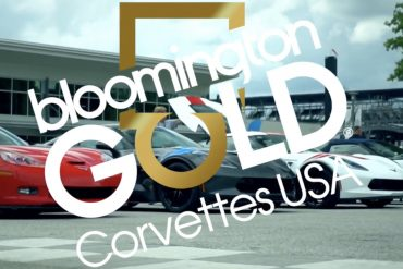 Bloomington Gold Corvette Event