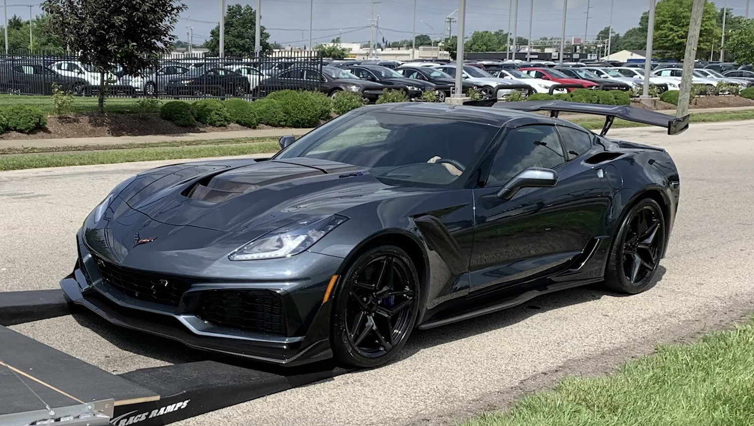 Who Would Trade In A 2019 Corvette Zr1 For Another 2019