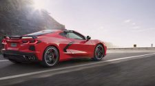 2020 Chevrolet Corvette Stingray.