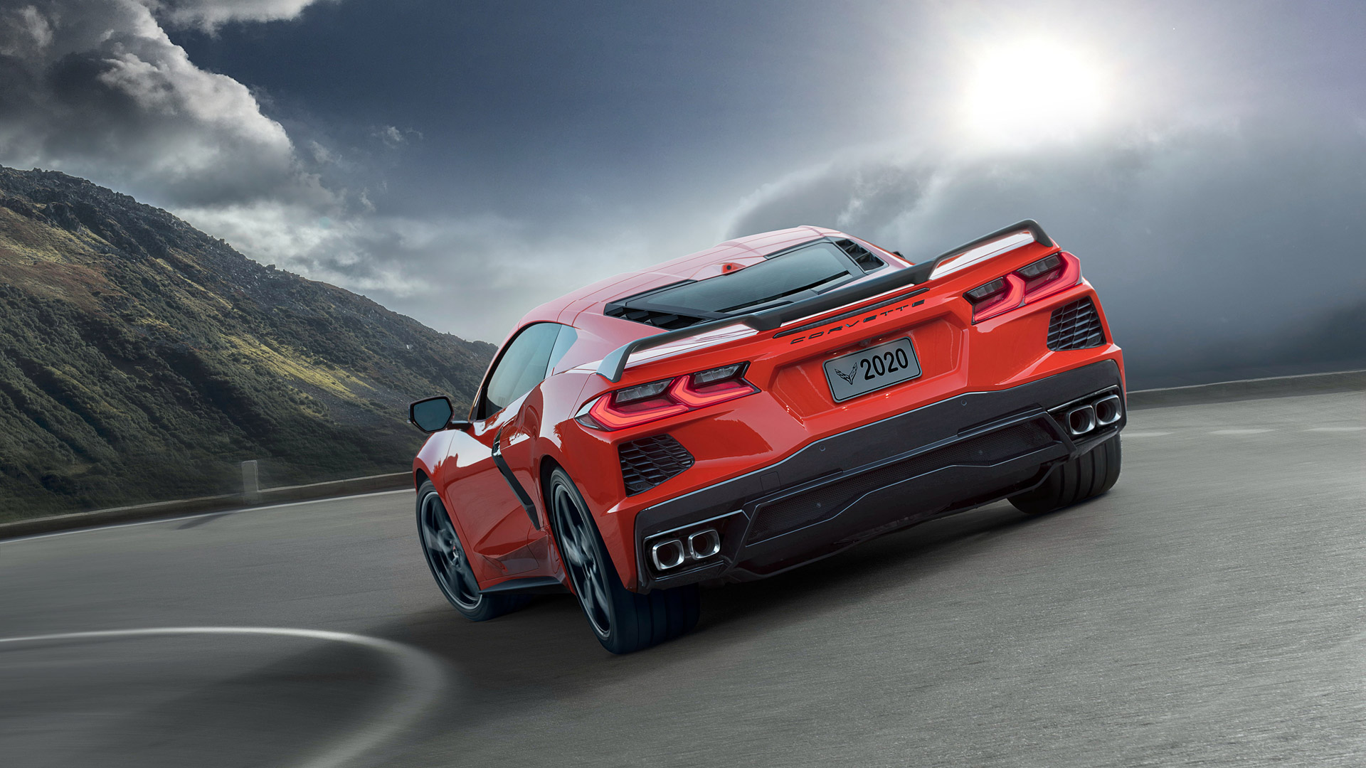 2020 Chevrolet Corvette Stingray V12 1080 Corvsport Com