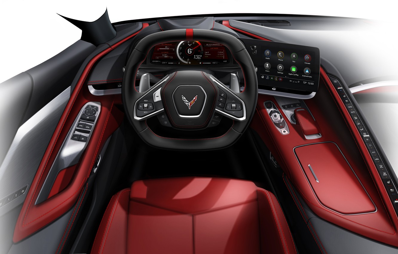2020 C8 Chevrolet Corvette: Image Gallery & Pictures ...