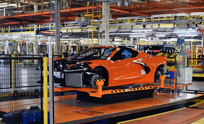 The Corvette Manufacturing Plant in Bowling Green is now running double shifts thru November in an effort to fulfill as many 2020 C8 Corvette orders as possible.