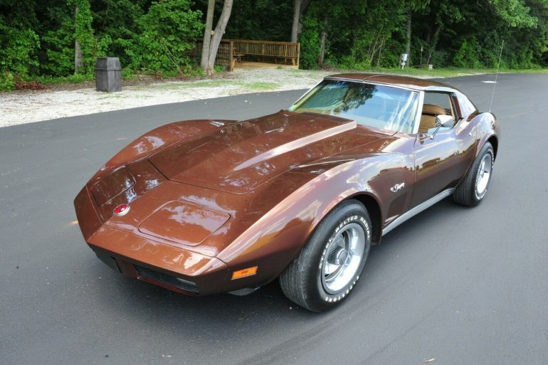 1974 Corvette Auction